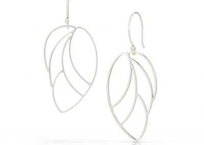 Venation Earrings